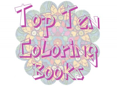 Top 10 Adult Coloring Books